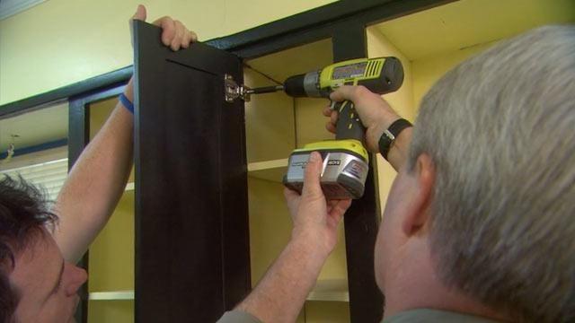 restaurarea fațadelor cu înlocuirea accesoriilor