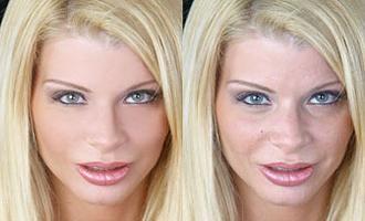Retușați pielea în fotografii folosind instrumentele Photoshop