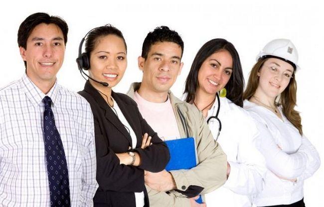 Ocupația și diferența față de profesie