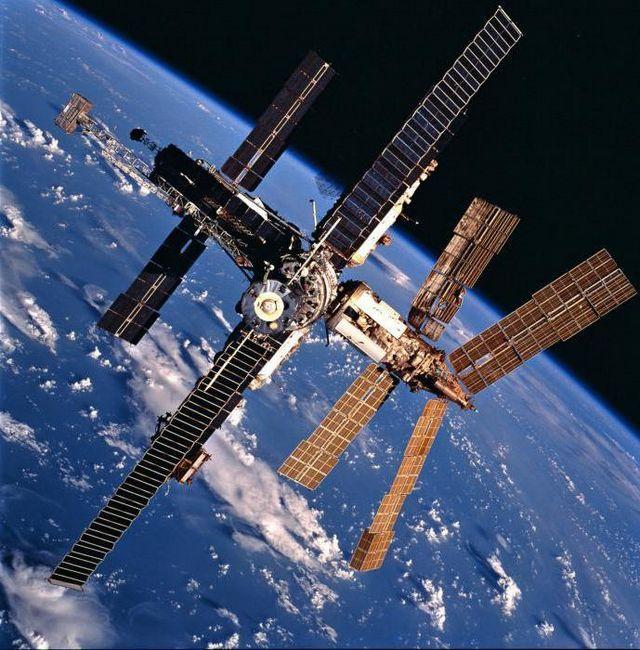 Rusia este cea mai mare putere spațială
