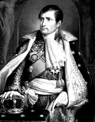 Creșterea lui Napoleon Bonaparte - o eroare a calculelor