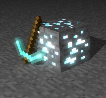 minecraft diamante adâncime