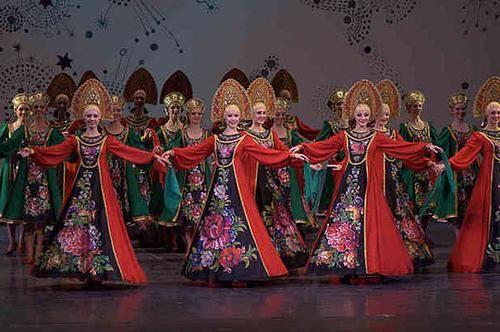Costumul rusesc ca o întruchipare a identității poporului