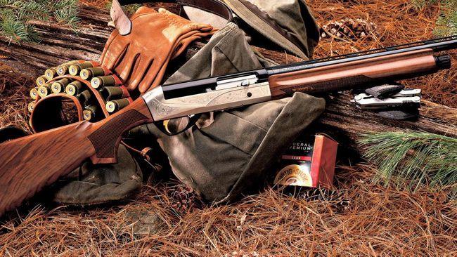 Ружье охотничье гладкоствольное: характеристики, фото