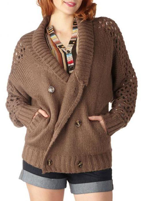 moda tricotate cardigan