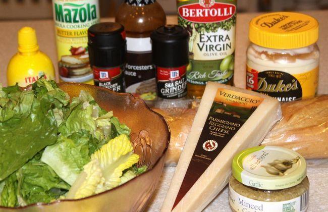 Salata de Caesar: o rețetă clasică, caracteristici speciale și recomandări