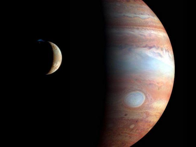 cea mai mare planetă din sistemul solar