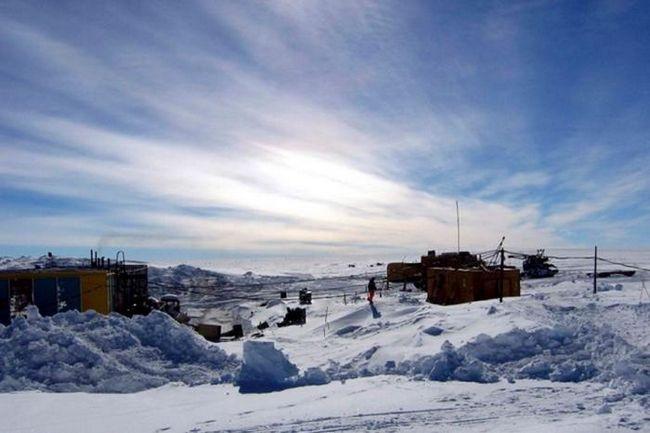 Cea mai scăzută temperatură din Rusia