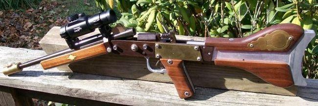 pistol pneumatic de casă