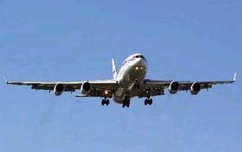 Avionul președintelui Rusiei este o operă de artă zburătoare