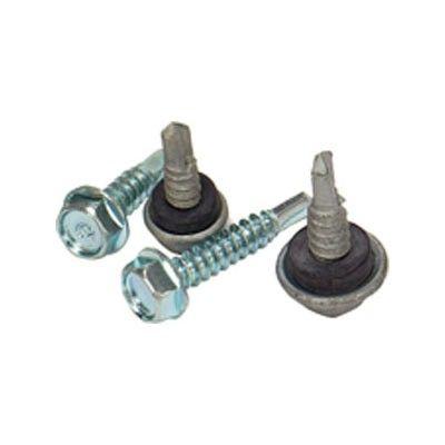șuruburi autoportante pentru metal cu un burghiu