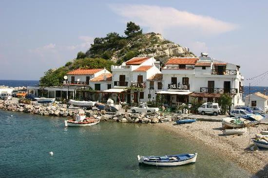 Samos - Grecia, hoteluri