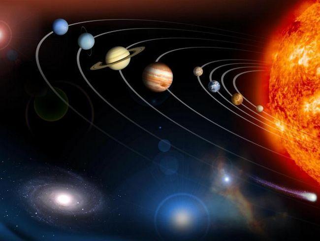 aproape de planeta Soarelui