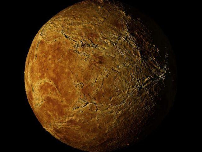 ce este cea mai apropiată planetă de soare