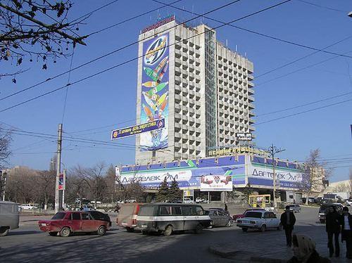 Hotel Makhachkala leningrad