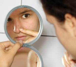 Masti de acnee