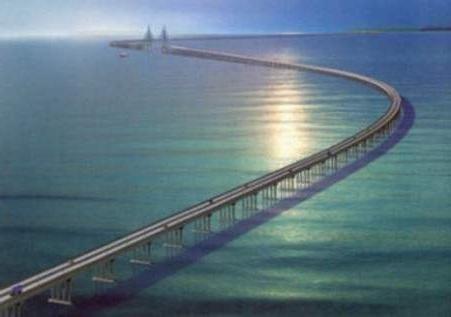 Cel mai lung pod din lume - un adevărat miracol de gândire de design