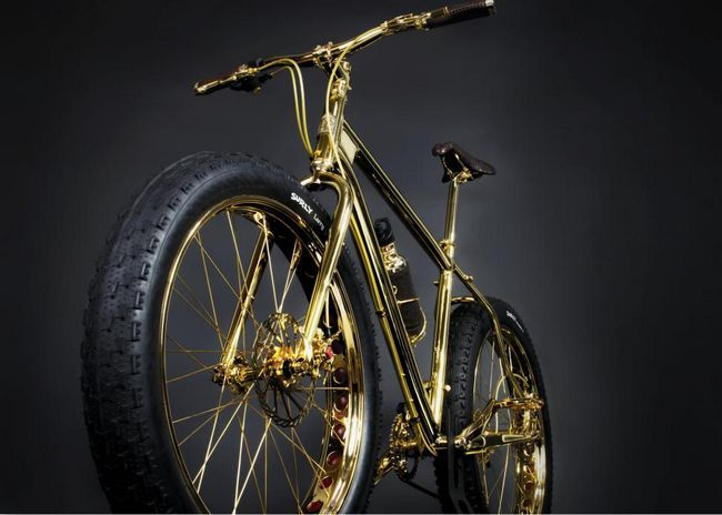 Cea mai scumpă bicicletă din lume
