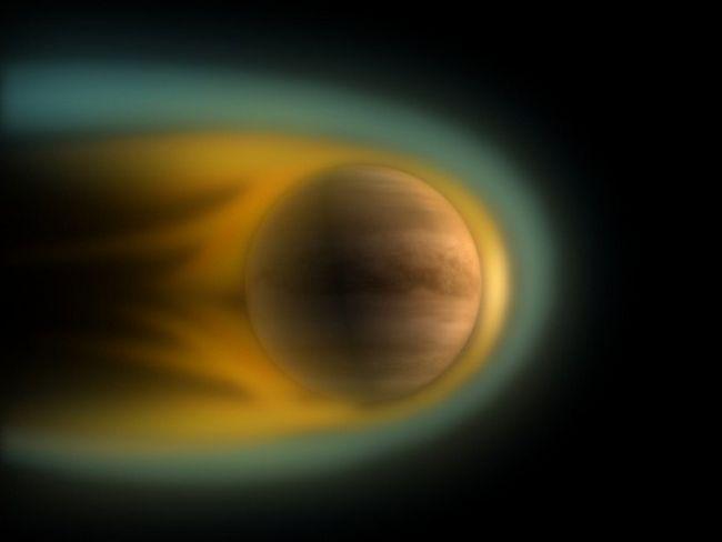un fapt interesant despre Venus