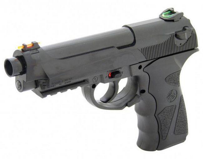 Cel mai puternic pistol pneumatic din lume în acest moment