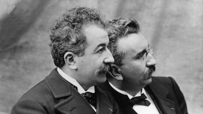 Primul film din lume: istorie, fotografie