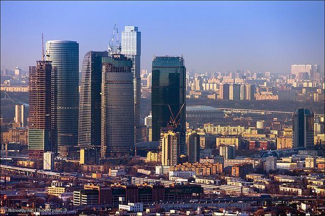 lista celor mai înalte clădiri din Rusia