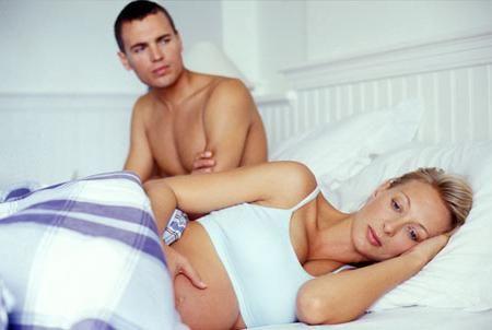 Sexul în timpul sarcinii este interzis?
