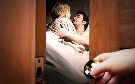 ia prins soțul pentru trădare