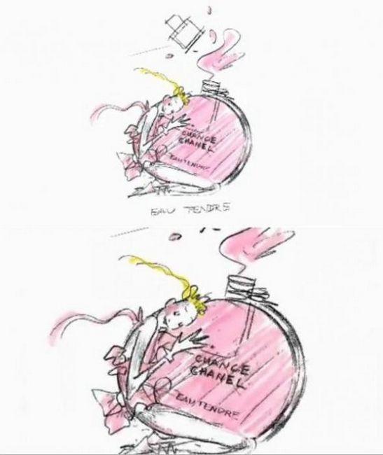 Șansa de a arăta sensibilitate: Chanel