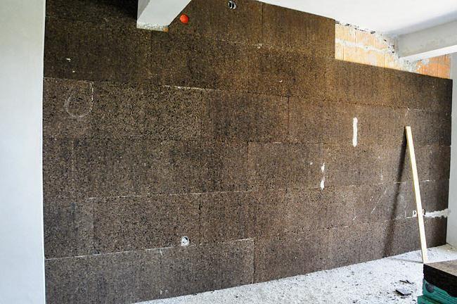 izolarea fonică a pereților