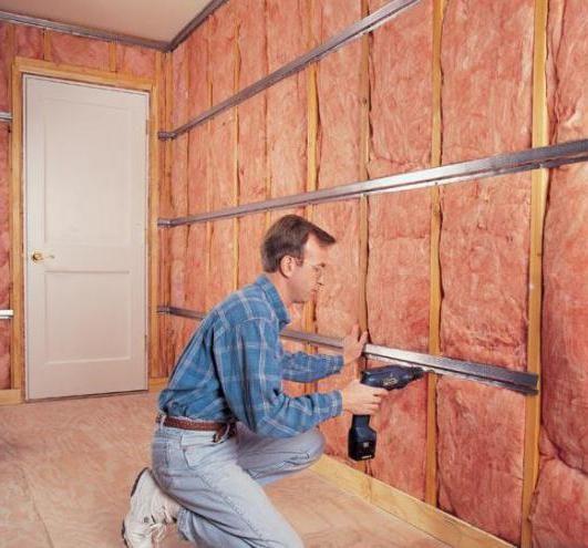 Izolație fonică ieftină a pereților din apartament