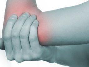 epicondilită externă a articulației cotului
