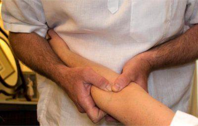 epicondilită medială a tratamentului articulației cotului