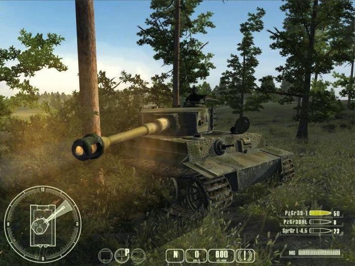 tanc simulator t 34