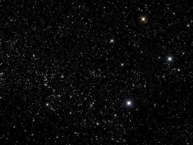 sudul crucii fotografie constelație