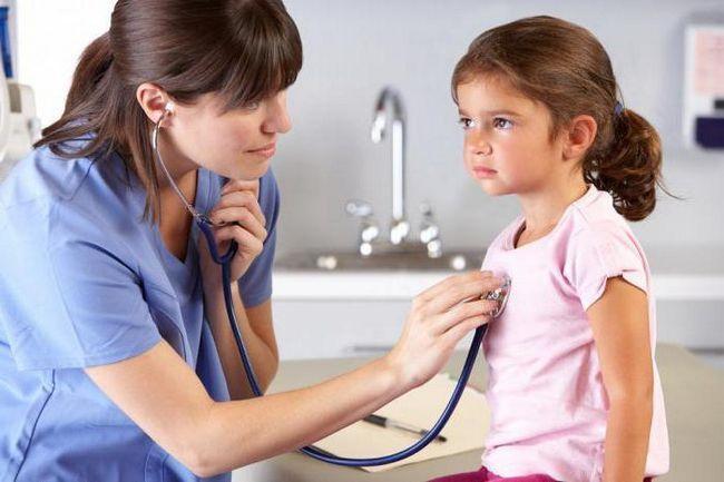 Diagnosticul sindromului de Kartagener în spital