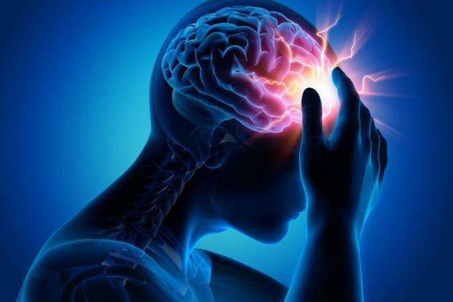 Simptomele sindromului Weber