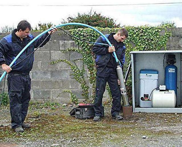 selectarea filtrului de purificare a apei