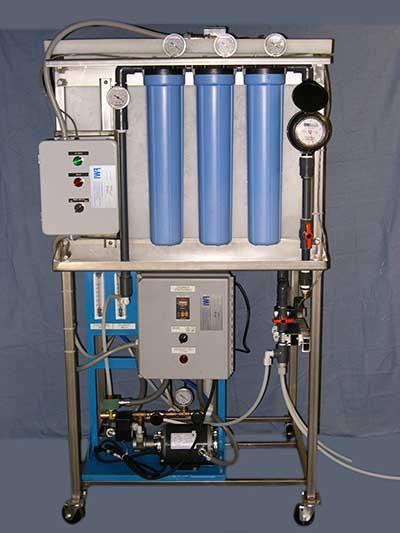 Sistemul de tratare a apei Nortex