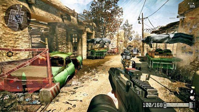 cerințele jocului Warface