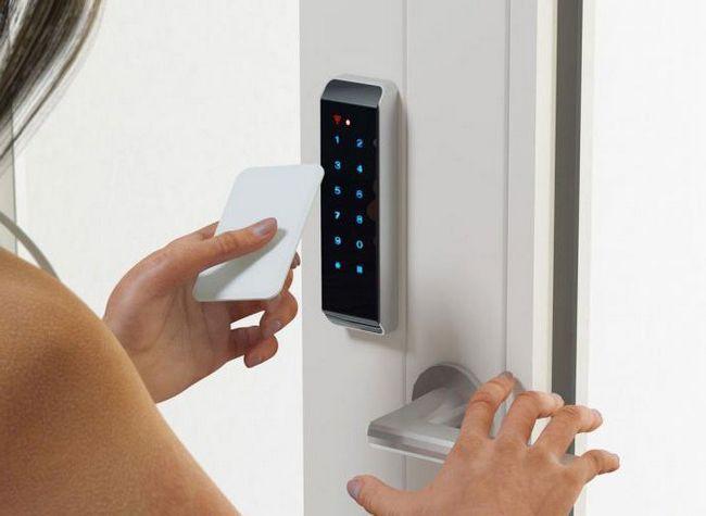 instalarea sistemelor de control al accesului