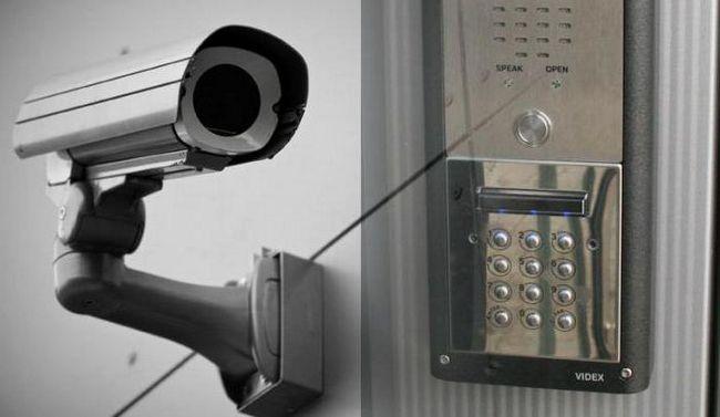 controlul instalării controlului accesului