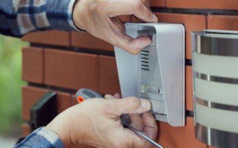 instalarea sistemelor de control al accesului CCTV