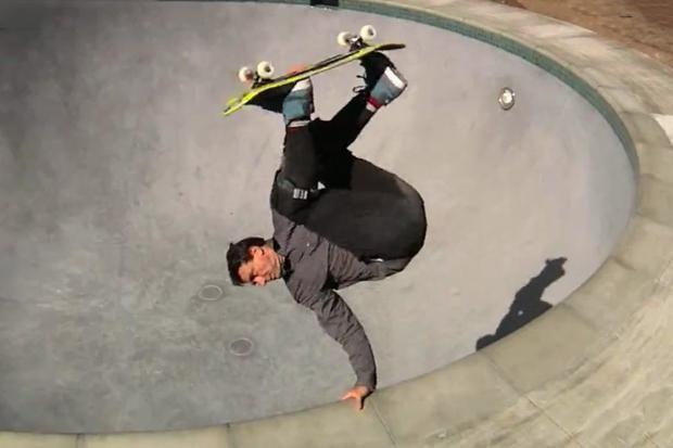 Skateboard pe două roți! Simțiți ritmul vieții!