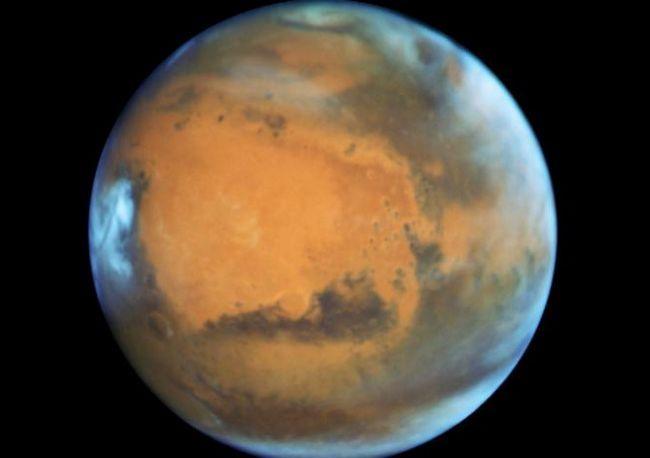 an pe Marte