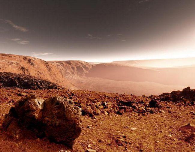 zi pe Marte