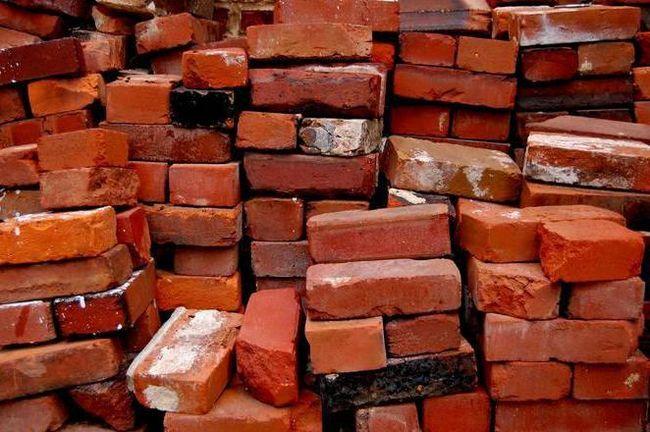 Câte cărămizi pe metru pătrat