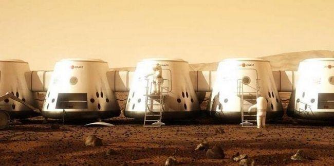 Explorarea lui Marte