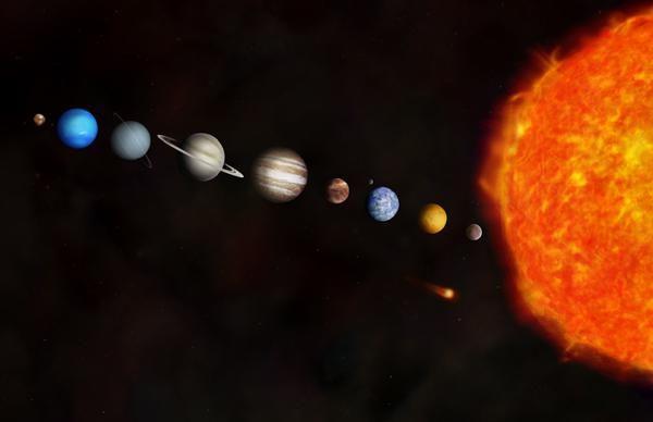 circulația pământului în jurul soarelui