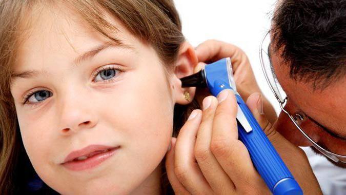 restaurarea auzului după operație